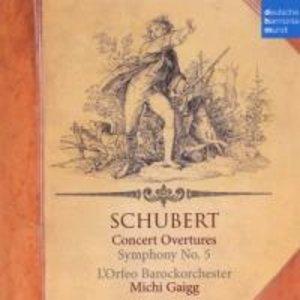 Konzertouvertüren/Sinfonie Nr. 5