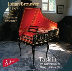Johann Brouwer plays Bach,Böhm,Couperin and For