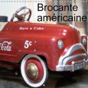 Brocante américaine (Calendrier mural 2015 300 × 300 mm Square)