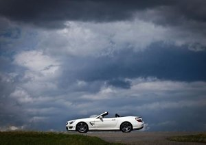 Posterbuch Mercedes Benz SL 63 AMG (Posterbuch DIN A4 quer)