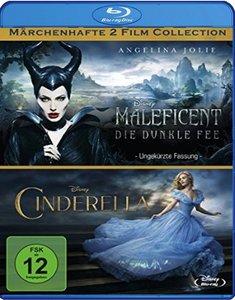 Maleficent - Die dunkle Fee & Cinderella