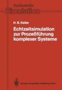 Echtzeitsimulation zur Prozeßführung komplexer Systeme
