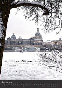 Mein Dresden (Wandkalender 2016 DIN A3 hoch)