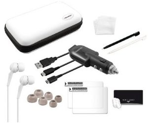 DSi Travel Set white