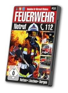 Feuerwehr - Notruf 112 Simulator Retten-Löschen-Bergen