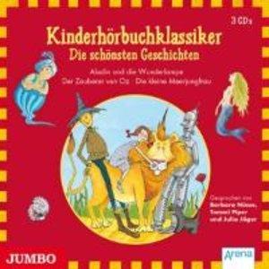 Kinderhörbuchklassiker.Die Schönsten Geschichten