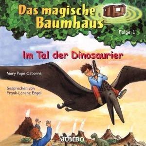 Das Magische Baumhaus 01/Dinosaurier,Im Tal Der