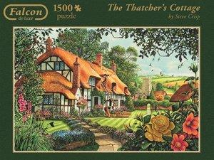 Jumbo Spiele 11113 - Thatchers Cottage, 1500 Teile