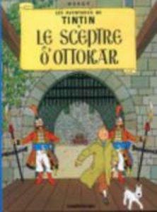 Les Aventures de Tintin. Le sceptre d'Ottokar