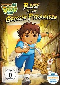 Go Diego Go! - Reise zu den großen Pyramiden