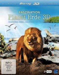 Faszination Planet Erde 3D - Entdeckungsreise unseres Planeten