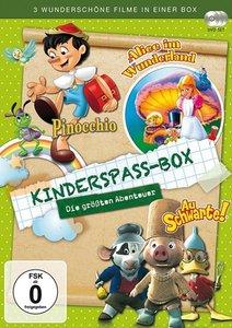 Kinderspass Box - Die größten Abenteuer