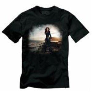 Abenteuertour2012 T-Shirt L Girlie Black