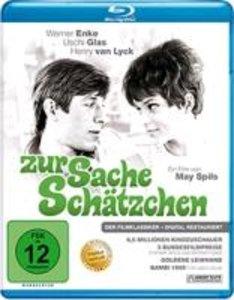 Zur Sache Schätzchen-Blu-ray Disc