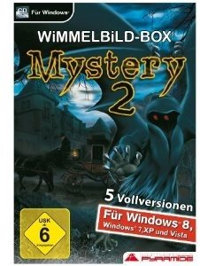 Wimmelbild-Box Mystery 2 - Software Pyramide