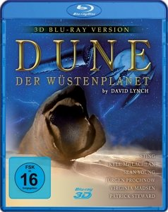 Dune Der Wüstenplanet (3d Blu-Ray Version)