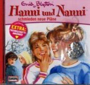 Hanni und Nanni 02 schmieden neue Pläne. CD