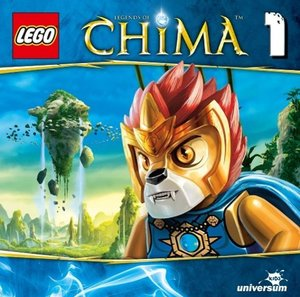 LEGO - Legends of Chima (CD 1)
