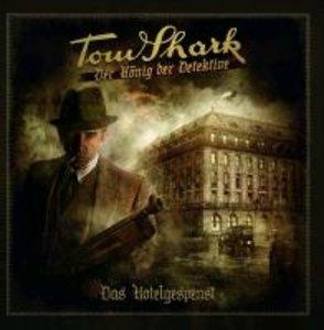 Tom Shark - König der Detektive 01: Das Hotelgespenst