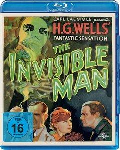 Der Unsichtbare, (1933) Blu-ray