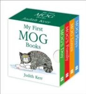 My First Mog Books