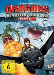 Dragons - Die Reiter von Berk - Staffel 1