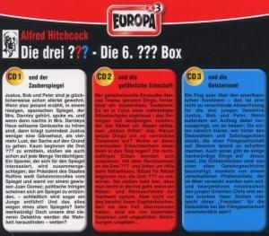 Die drei ??? Box 06. Folgen 16-18 (drei Fragezeichen). 3 CDs