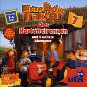 Kleiner Roter Traktor 7 Audio:Das Kartoffelrennen