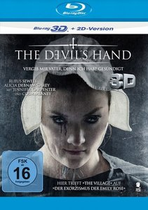 The Devils Hand 3D