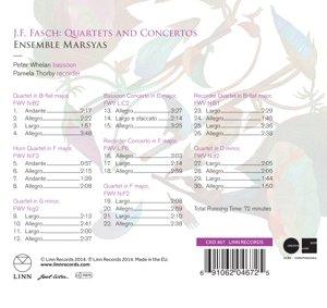 Quartette und Konzerte