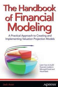 The Handbook of Financial Modeling