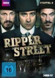 Ripper Street - Staffel 2