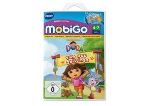 VTech 80-250804 - MobiGo: Lernspiel Dora