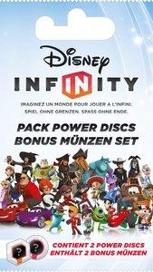 Disney INFINITY - Bonus Münzen Vol. 2 (2 Power Discs)
