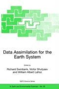 Data Assimilation for the Earth System
