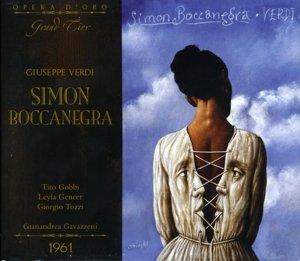 Simon Boccanegra (Salzburg 1961)