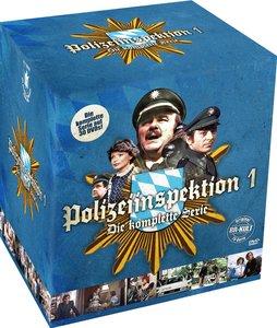 Polizeiinspektion 1 - Die komplette Serie
