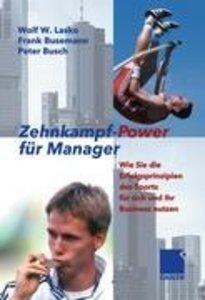 Zehnkampf-Power für Manager