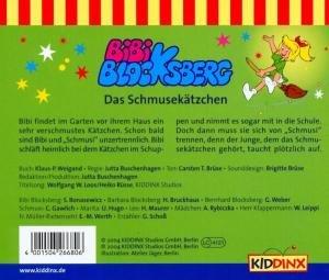 Bibi Blocksberg 80. Das Schmusekätzchen. CD