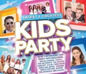 Kids Party Latest & Greatest