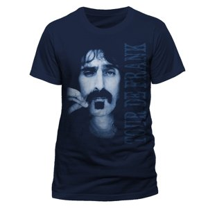 Smoking (T-Shirt,Blau,Größe XL)