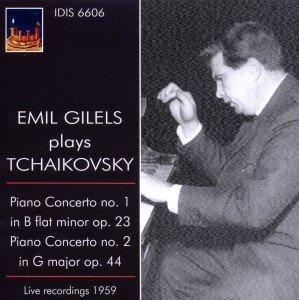 Gilels Spielt Tchaikovsky