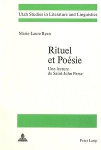 Rituel et poésie