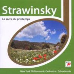 ESPRIT-Stravinsky: Le sacre du printemps