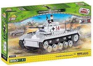 COBI 2459 - Panzer II Ausführung C, Small Army, grau