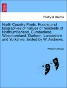 North Country Poets. Poems and biographies of natives or residen