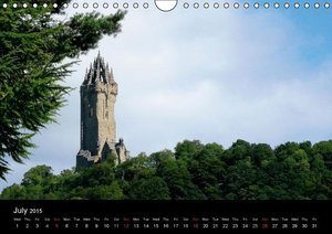 Images of Scotland (Wall Calendar 2015 DIN A4 Landscape)