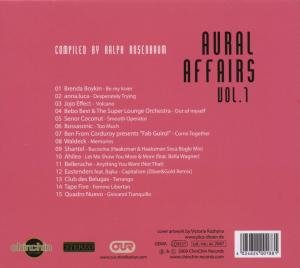 Aural Affairs Vol.1