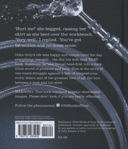 Fifty Sheds of Grey: A Parody