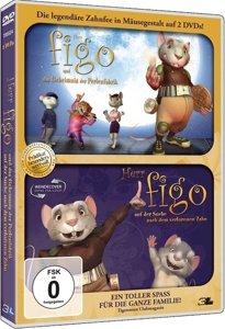 Herr Figo und das Geheimnis der Perlenfabrik & Herr Figo auf der